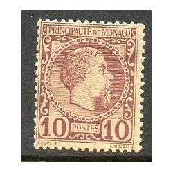 Monaco Neuf ** N° 0004