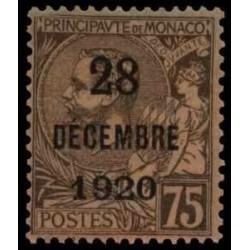 Monaco Neuf ** N° 0049