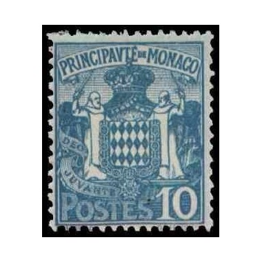 Monaco Neuf ** N° 0076