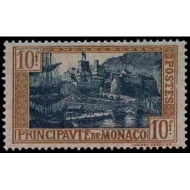 Monaco Neuf ** N° 0103