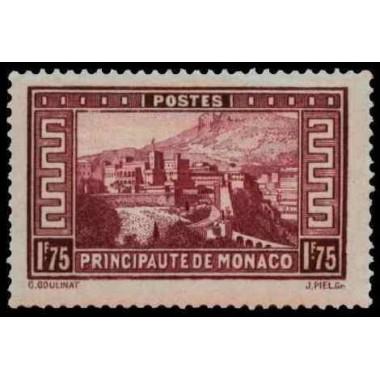 Monaco Neuf ** N° 0128