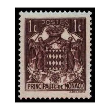 Monaco Neuf ** N° 0154