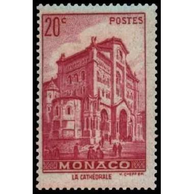 Monaco Neuf ** N° 0169