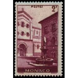 Monaco Neuf ** N° 0178