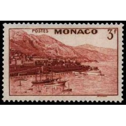 Monaco Neuf ** N° 0180