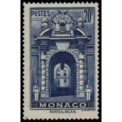 Monaco Neuf ** N° 0183