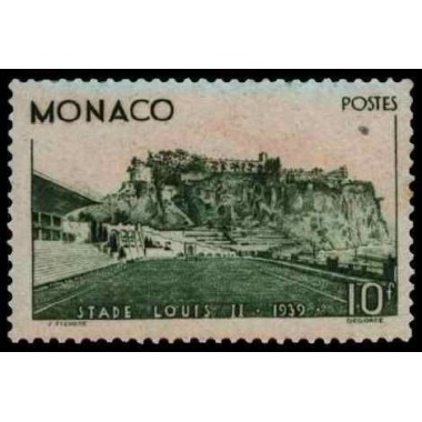 Monaco Neuf ** N° 0184