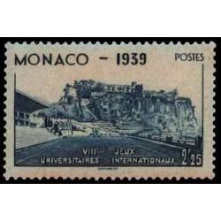 Monaco Neuf ** N° 0199