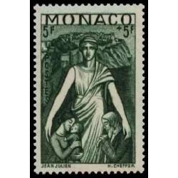 Monaco Neuf ** N° 0223