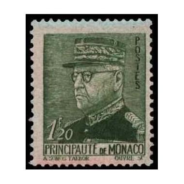 Monaco Neuf ** N° 0228