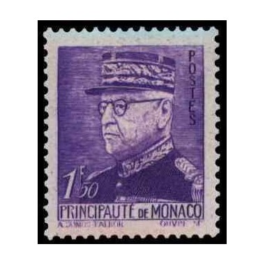 Monaco Neuf ** N° 0230
