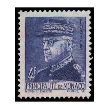 Monaco Neuf ** N° 0233