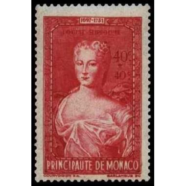 Monaco Neuf ** N° 0239