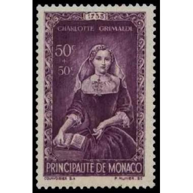 Monaco Neuf ** N° 0240