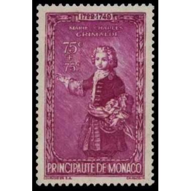 Monaco Neuf ** N° 0241