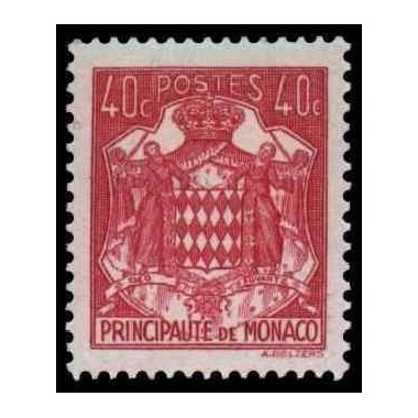 Monaco Neuf ** N° 0251