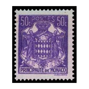 Monaco Neuf ** N° 0252