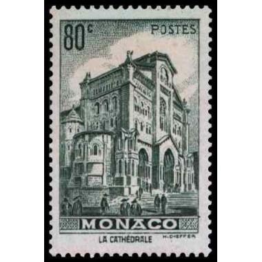 Monaco Neuf ** N° 0255