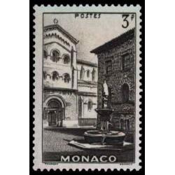 Monaco Neuf ** N° 0258
