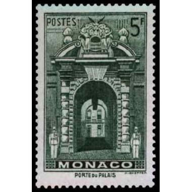 Monaco Neuf ** N° 0260