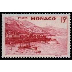 Monaco Neuf ** N° 0262