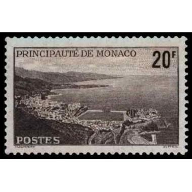 Monaco Neuf ** N° 0263