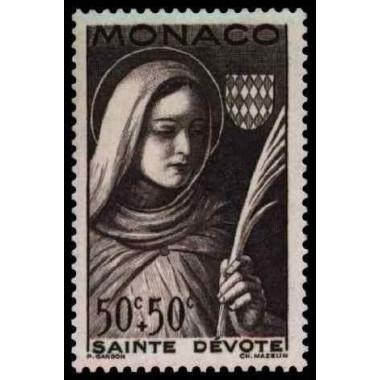 Monaco Neuf ** N° 0265