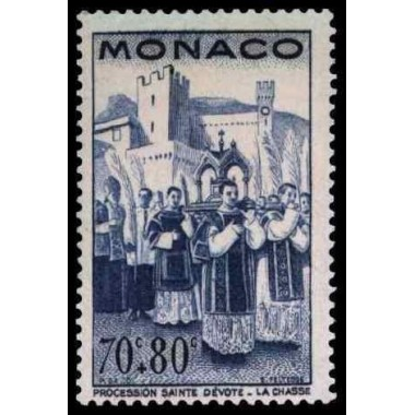 Monaco Neuf ** N° 0266