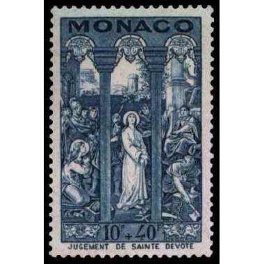 Monaco Neuf ** N° 0272