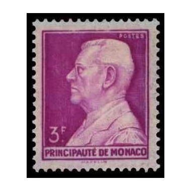Monaco Neuf ** N° 0282