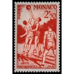 Monaco Neuf ** N° 0322