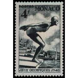 Monaco Neuf ** N° 0323