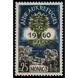 Monaco Neuf ** N° 0523