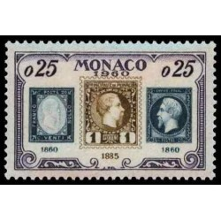 Monaco Neuf ** N° 0525