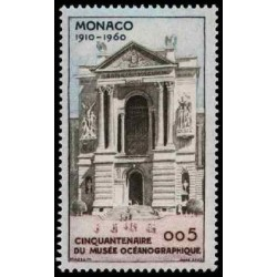 Monaco Neuf ** N° 0526