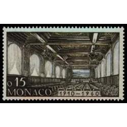 Monaco Neuf ** N° 0528