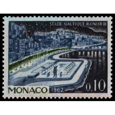 Monaco Neuf ** N° 0539A