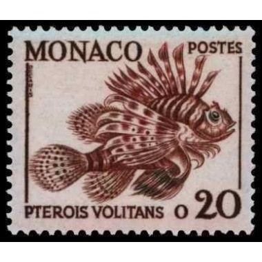 Monaco Neuf ** N° 0542