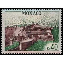 Monaco Neuf ** N° 0545A