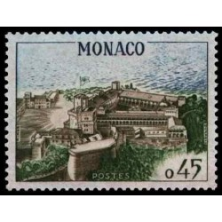 Monaco Neuf ** N° 0546