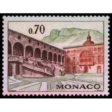 Monaco Neuf ** N° 0548A