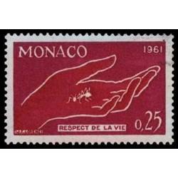 Monaco Neuf ** N° 0554