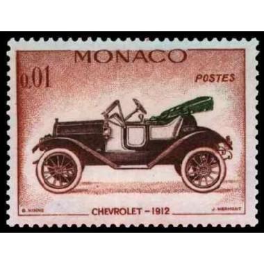 Monaco Neuf ** N° 0557