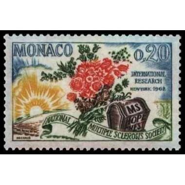 Monaco Neuf ** N° 0580
