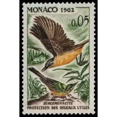 Monaco Neuf ** N° 0581