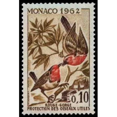 Monaco Neuf ** N° 0582