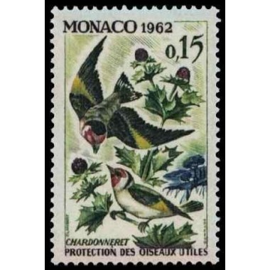 Monaco Neuf ** N° 0583