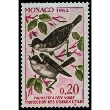 Monaco Neuf ** N° 0584
