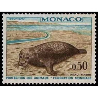 Monaco Neuf ** N° 0811