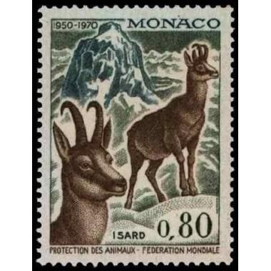 Monaco Neuf ** N° 0812